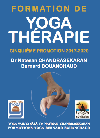 Formation de yogathérapie promotion 2017-2020